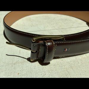 Tommy Hilfinger leather belt